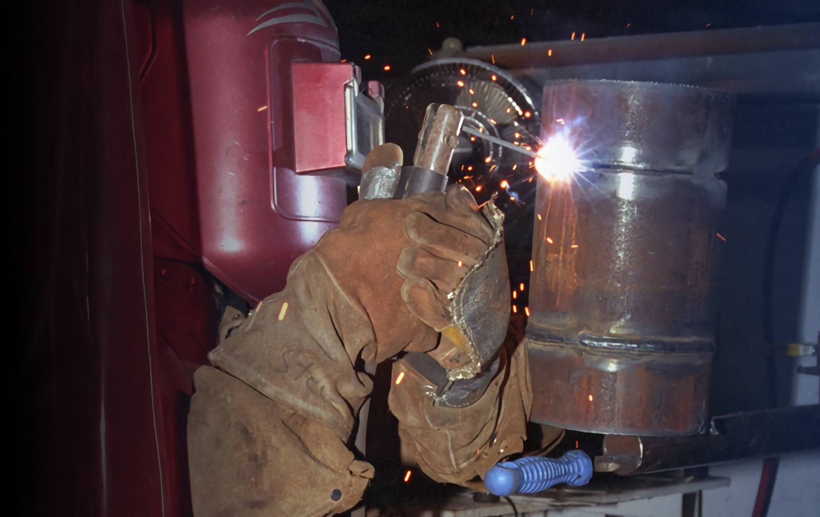 tulsa welding school professional welder training