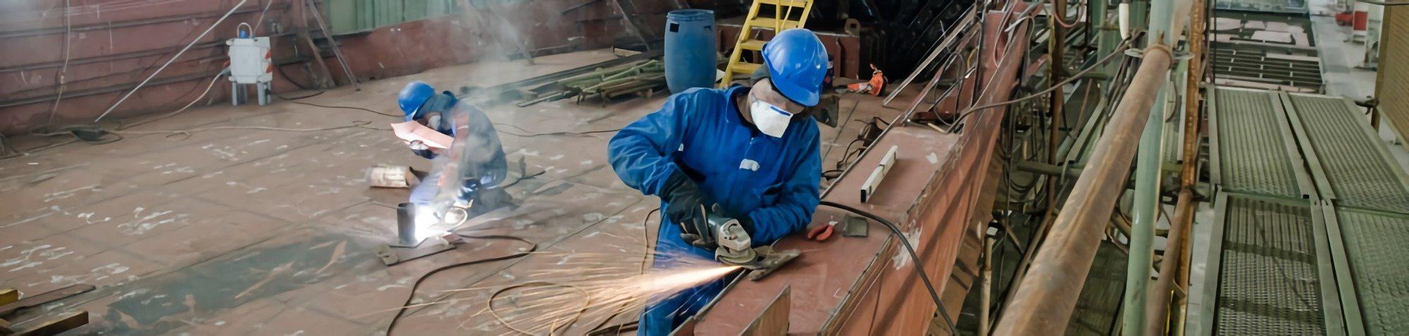 tulsa welding school shipfitting training