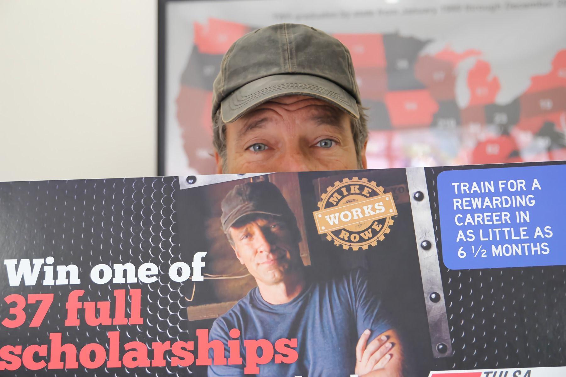 Mike Rowe TWS Scholarships