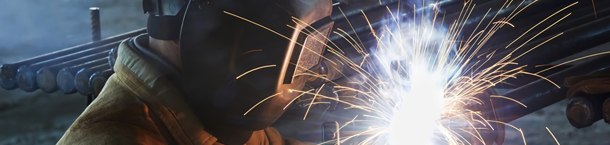 Welding Graduate Working