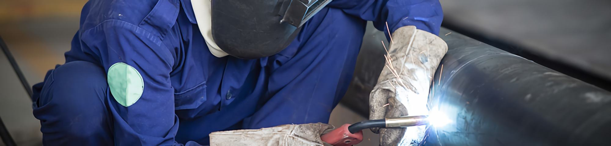 pipefitter welding student training