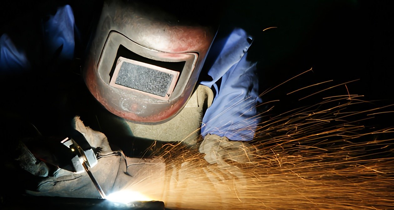 welding jobs in government