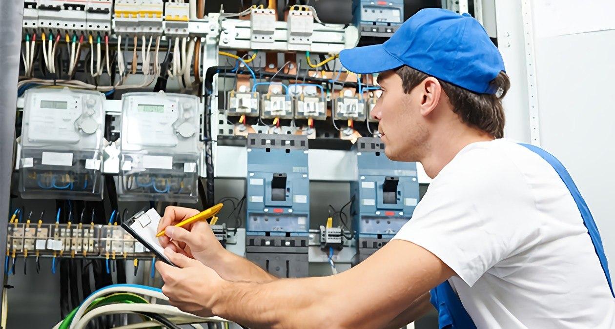 industrial electrian training