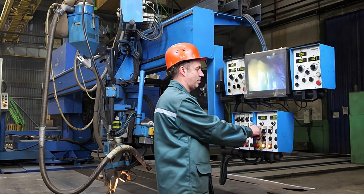 robotic welding programs