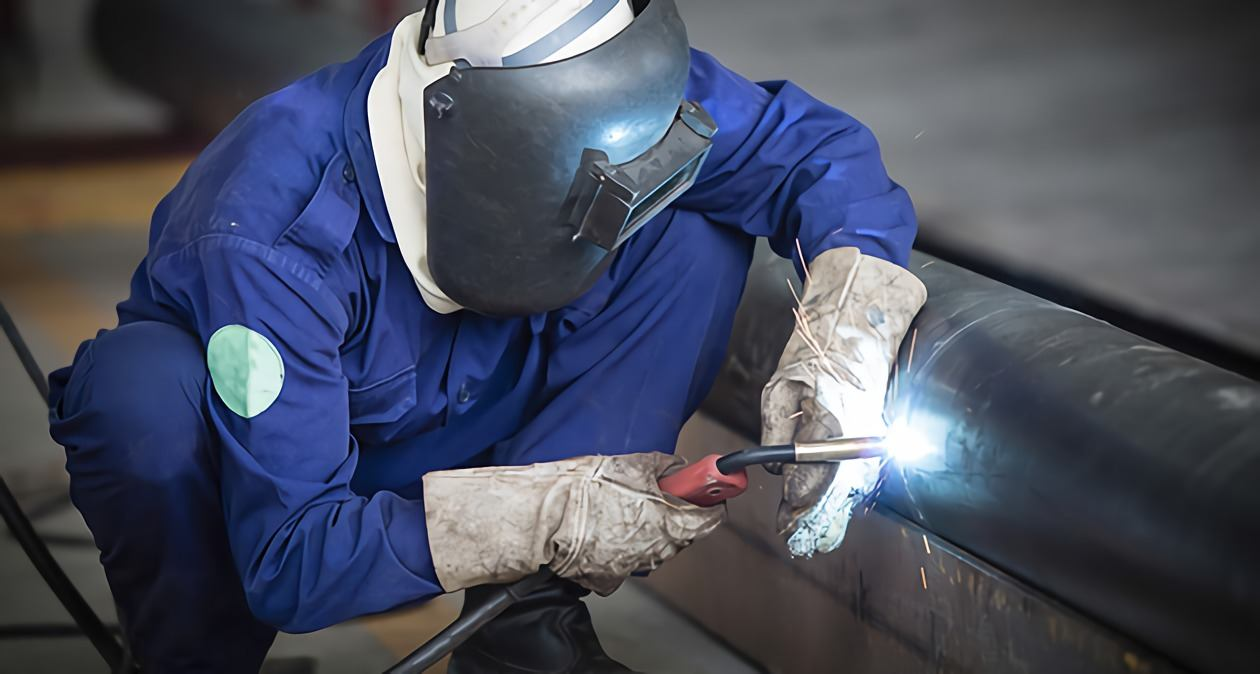 Welding majors that get jobs