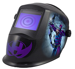 hawkeye welding mask