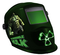 hulk welding mask