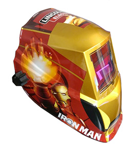 iron man welding mask
