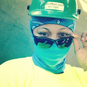Shakirah Harrell - Tulsa Welding School & Technology Center Welding Instructor