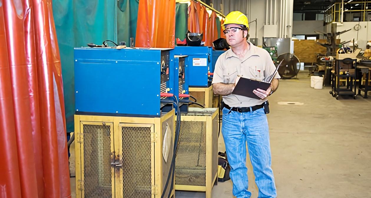 welding inspector training
