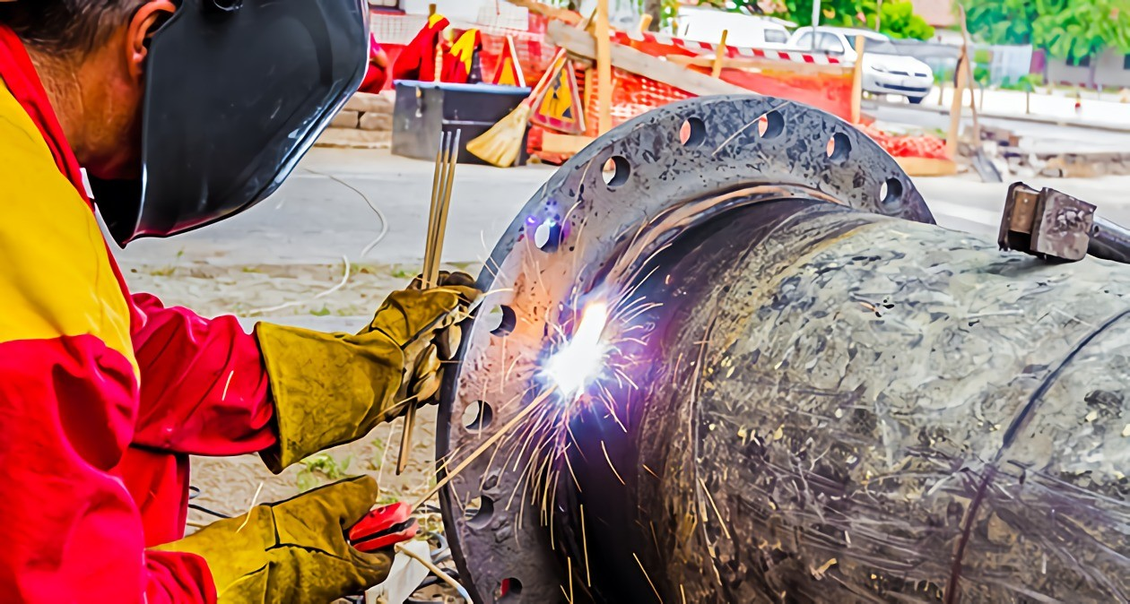 welding training programs