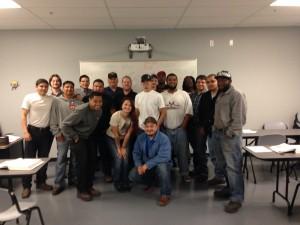 Tulsa Welding School & Technology Center - Welding Instructor Tom Brashear
