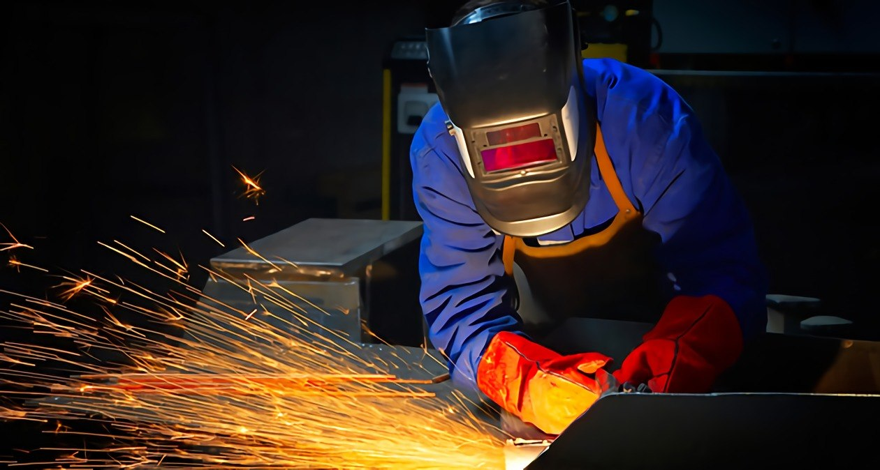 welding vocational training