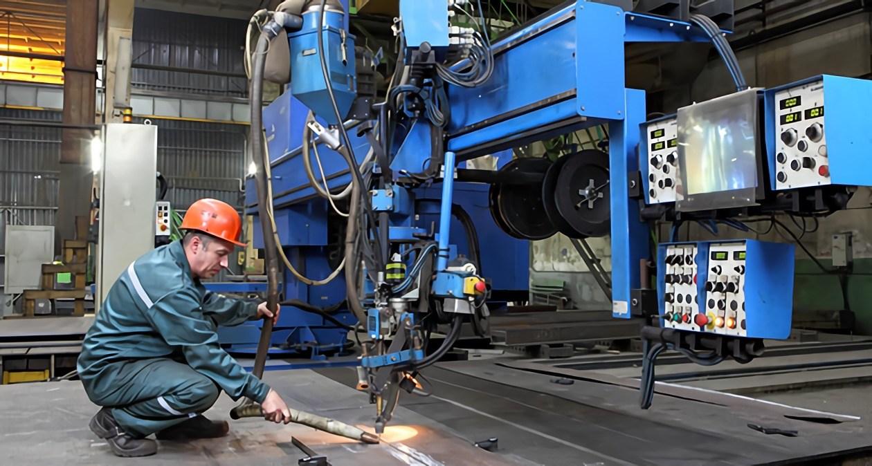 automated welding school