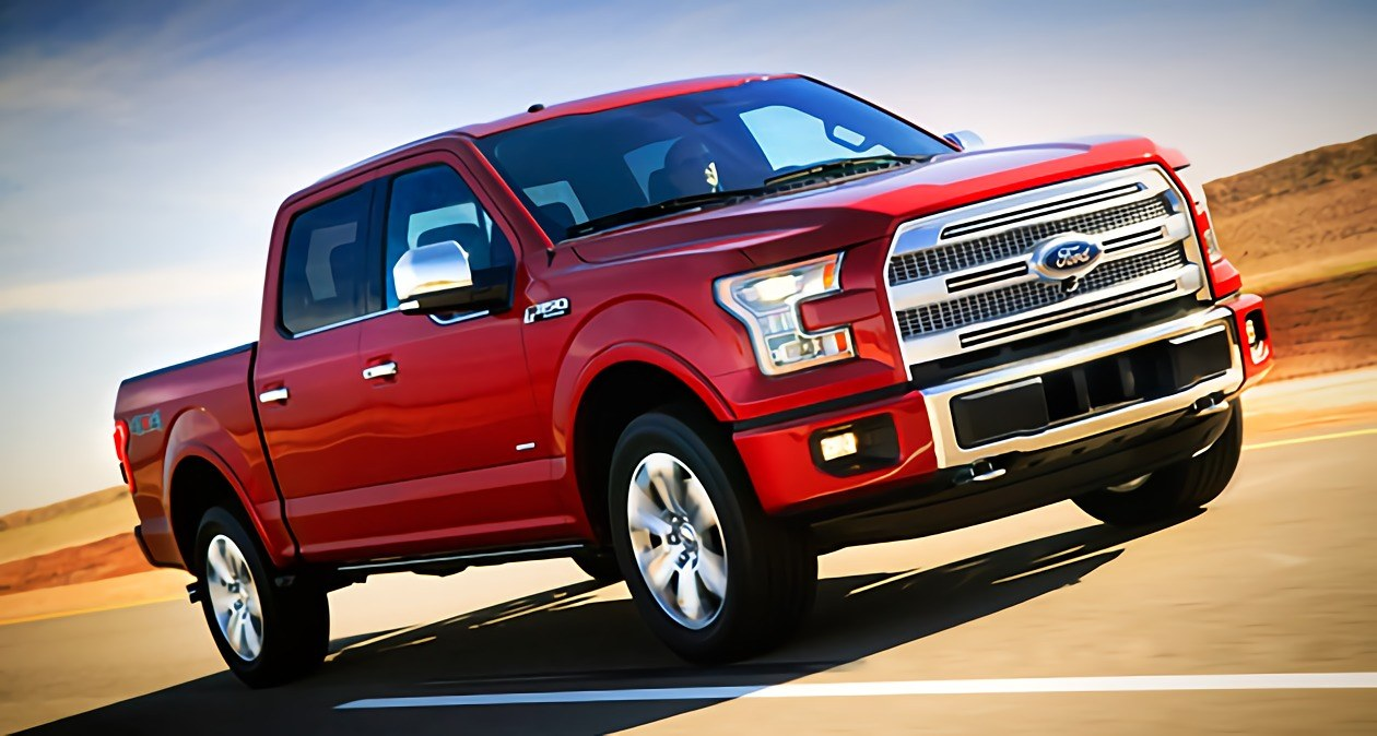 ford f-150 welding classes