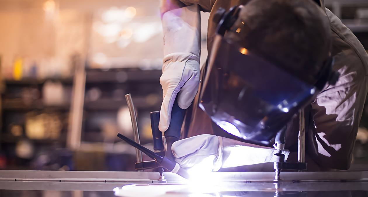 top welding cities