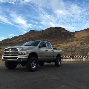 Alex's New Truck