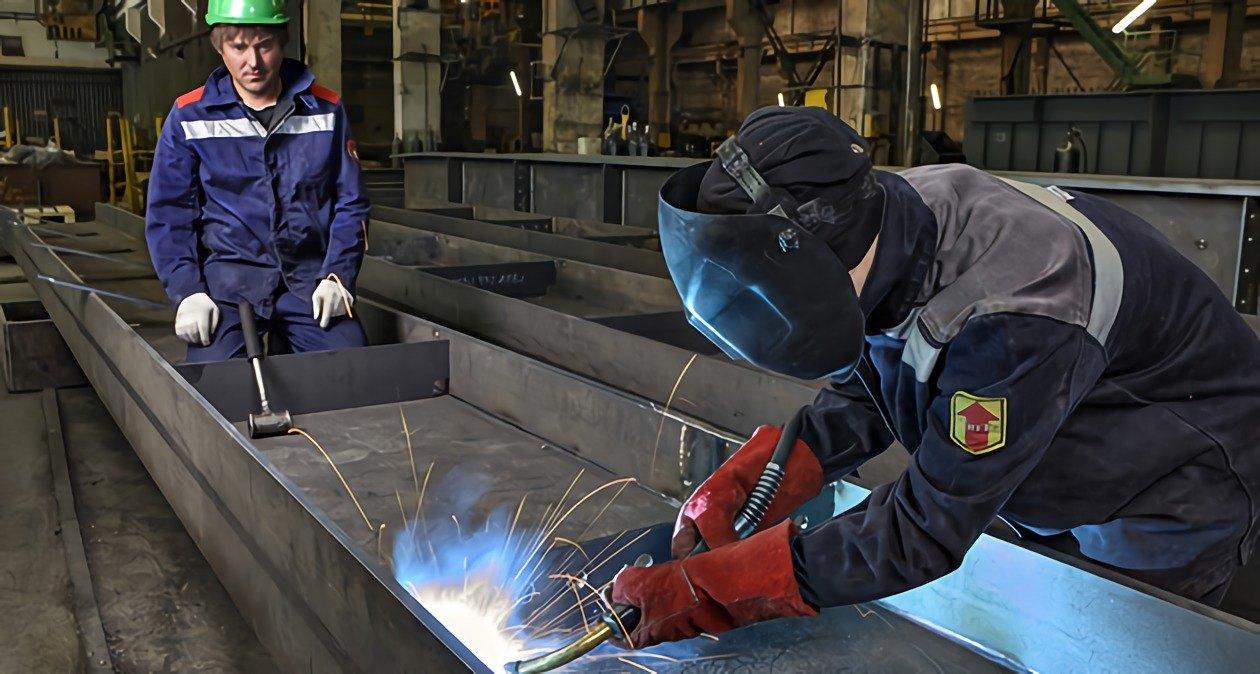 gmaw welding training