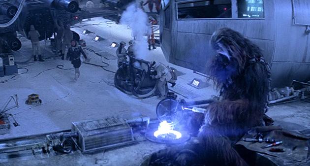 chewbacca welding