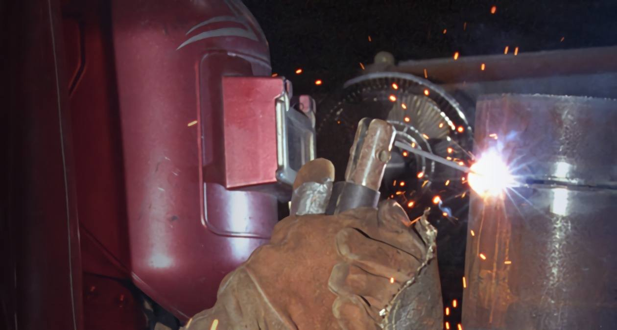 welder training classes