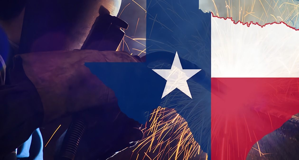 texas welding training