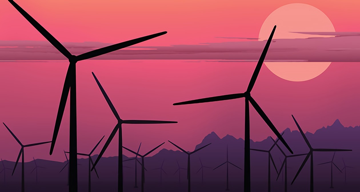 welding windmills