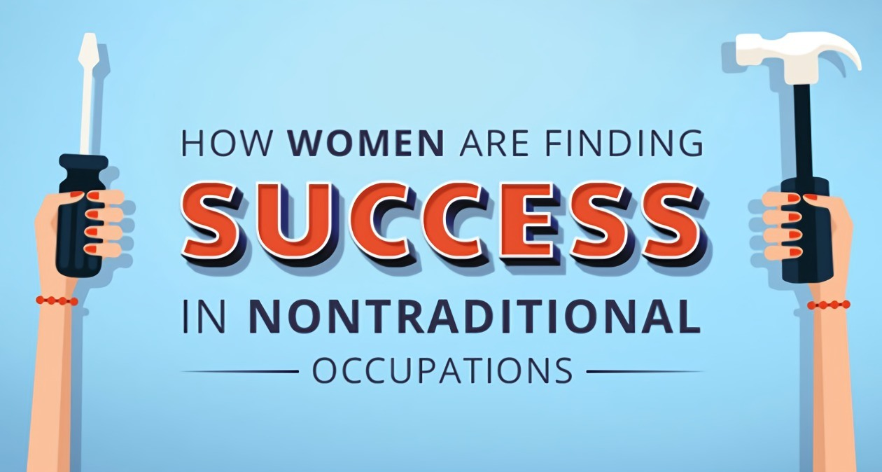 successful women in skilled trades