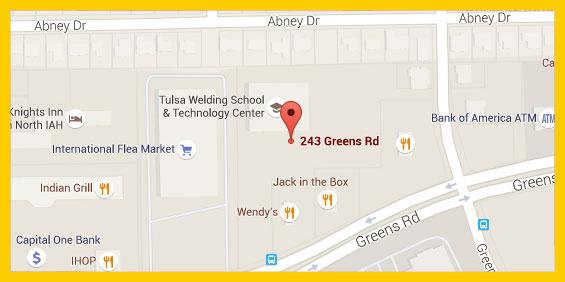 Texas Welding School in Houston | Tulsa Welding School