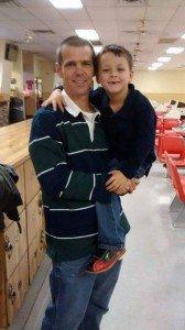 Rodney Roberts & son