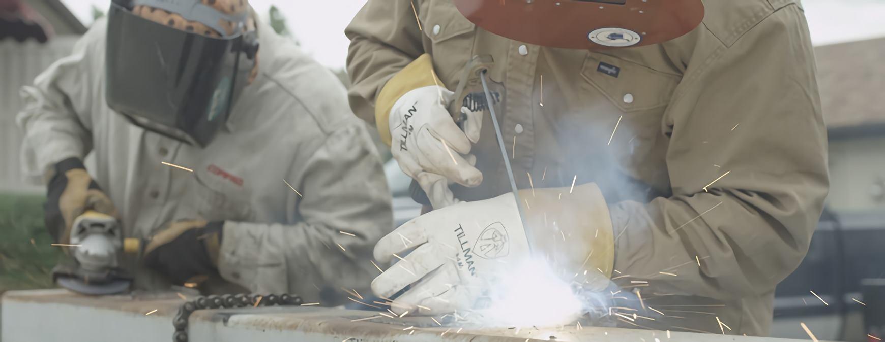 welding milestones