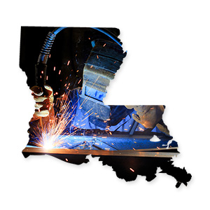 louisiana welding
