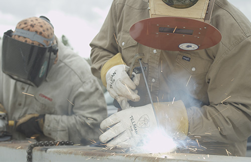 welding ergonomics