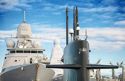 modern ship building