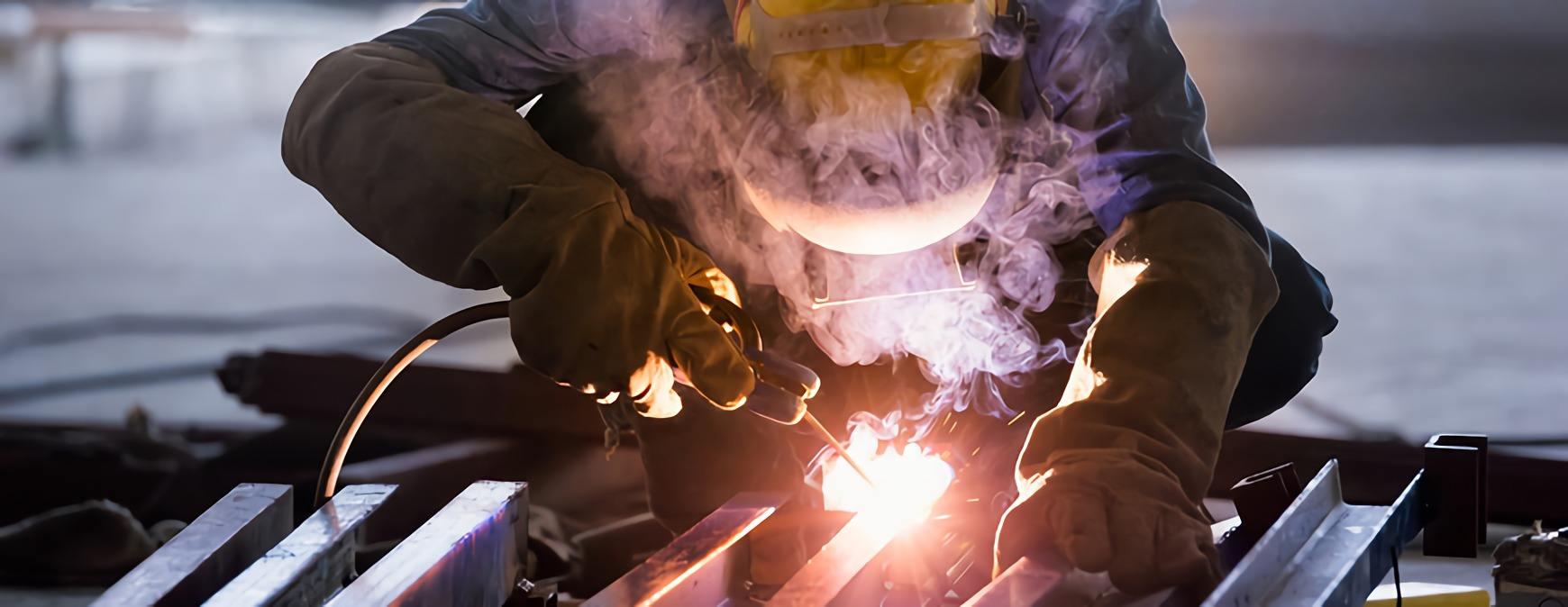 welding in different industries