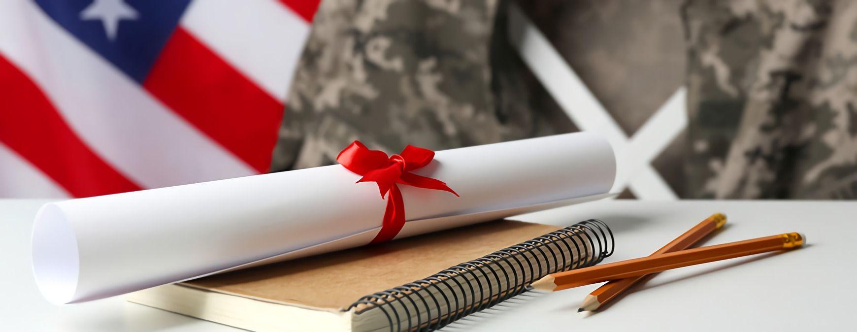 scholarship for veterans children