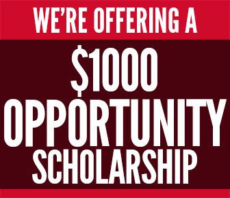 TWS $1000 Opportunity Scholarship