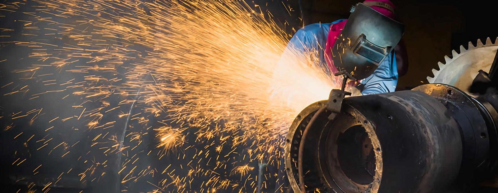 welding machinery