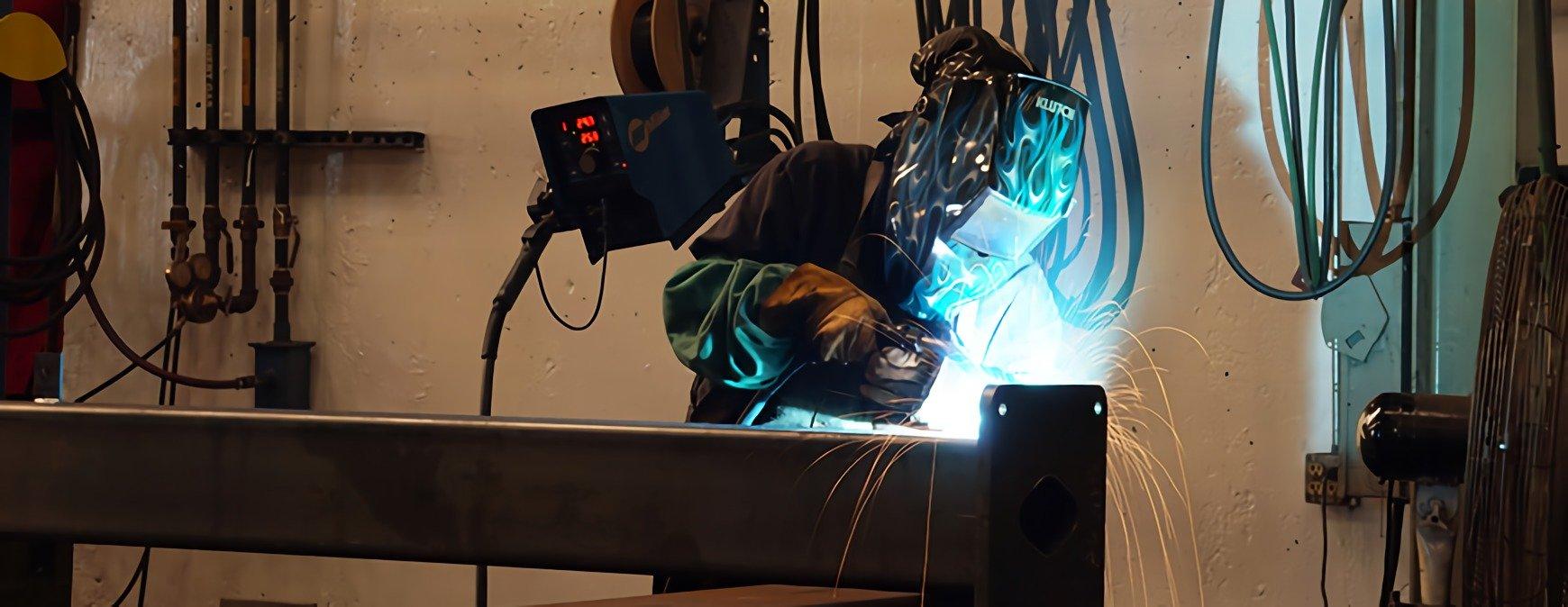 welding technician at tws