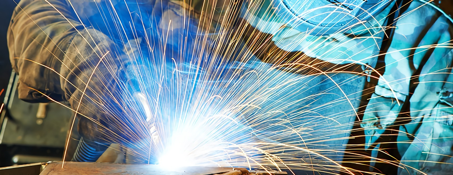 welding with electrode