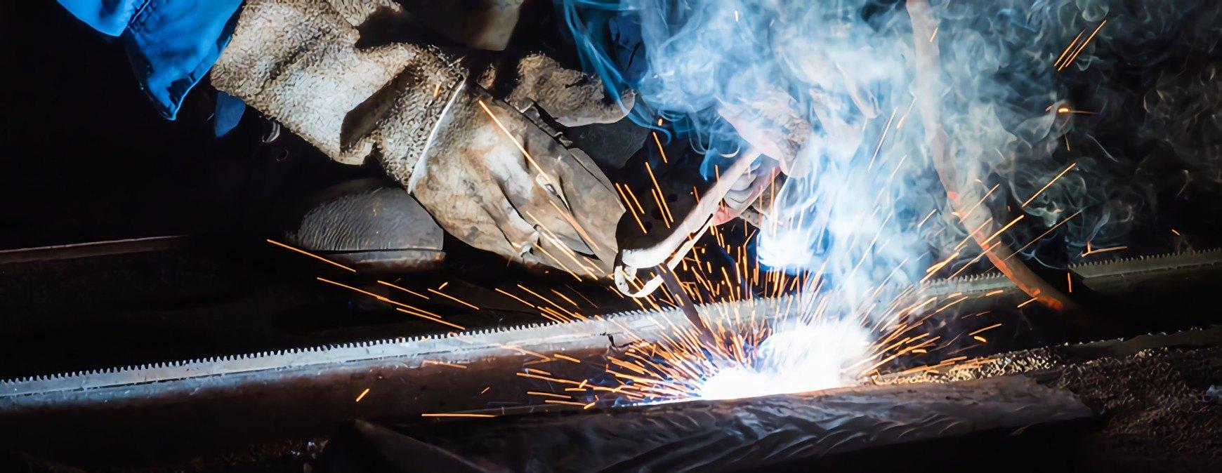shield arc welding