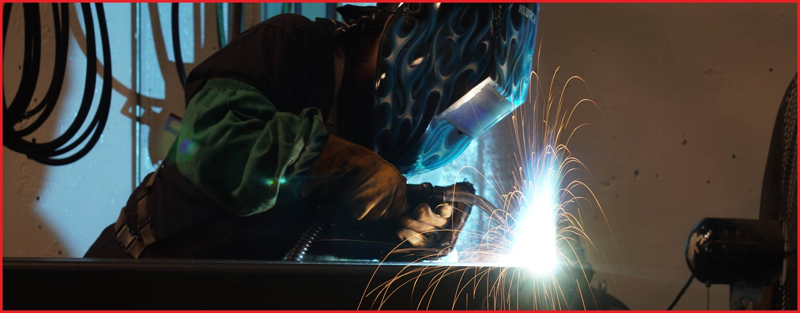 welding student story