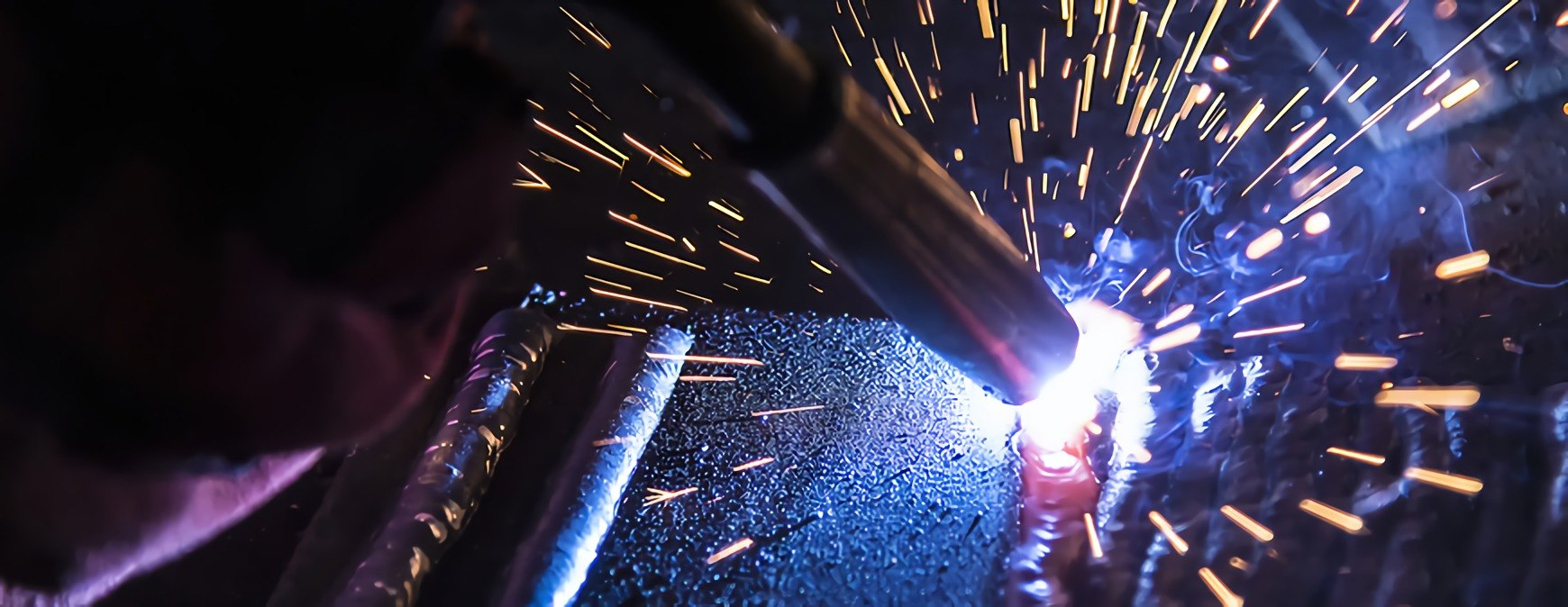 welding closeup
