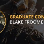 TWS Graduate Blake Froome