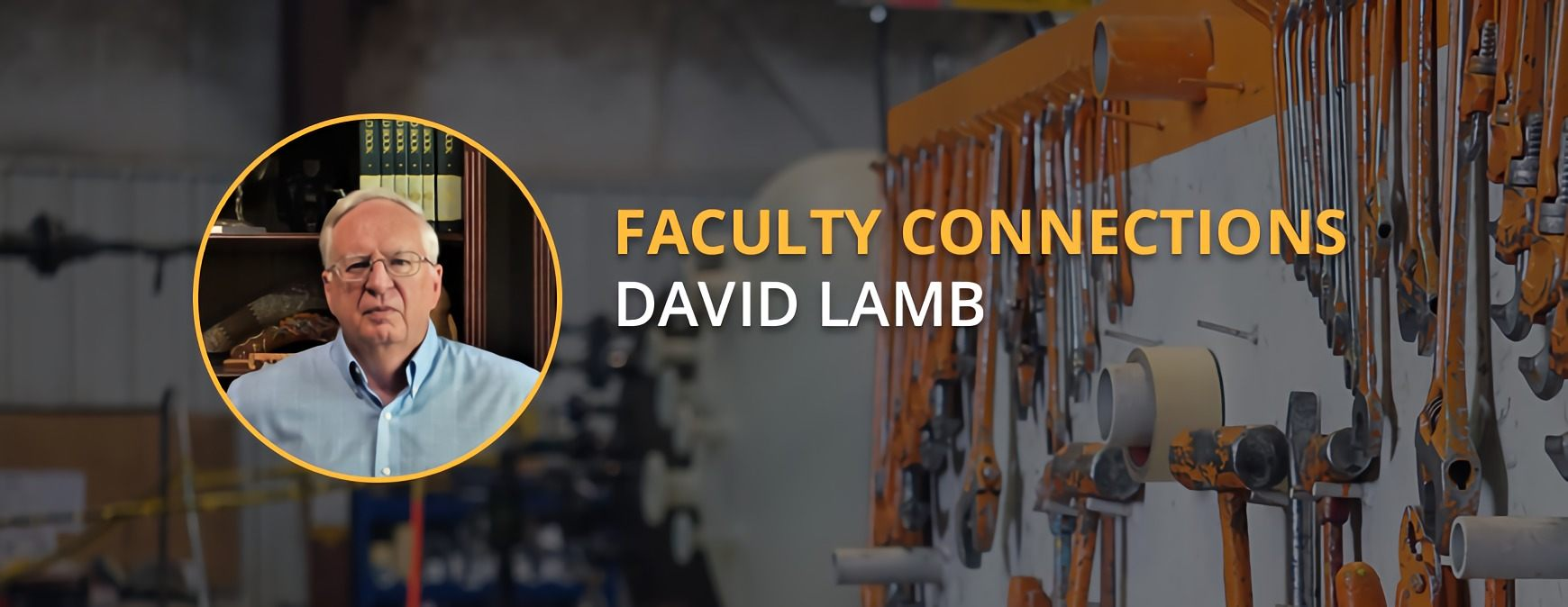 David Lamb Faculty Connections