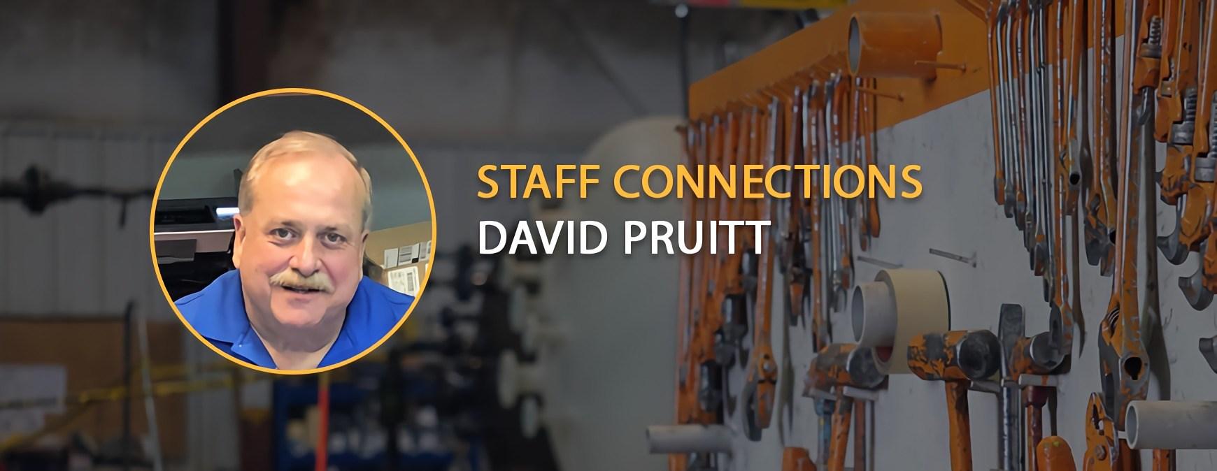 David Pruitt Staff Connection