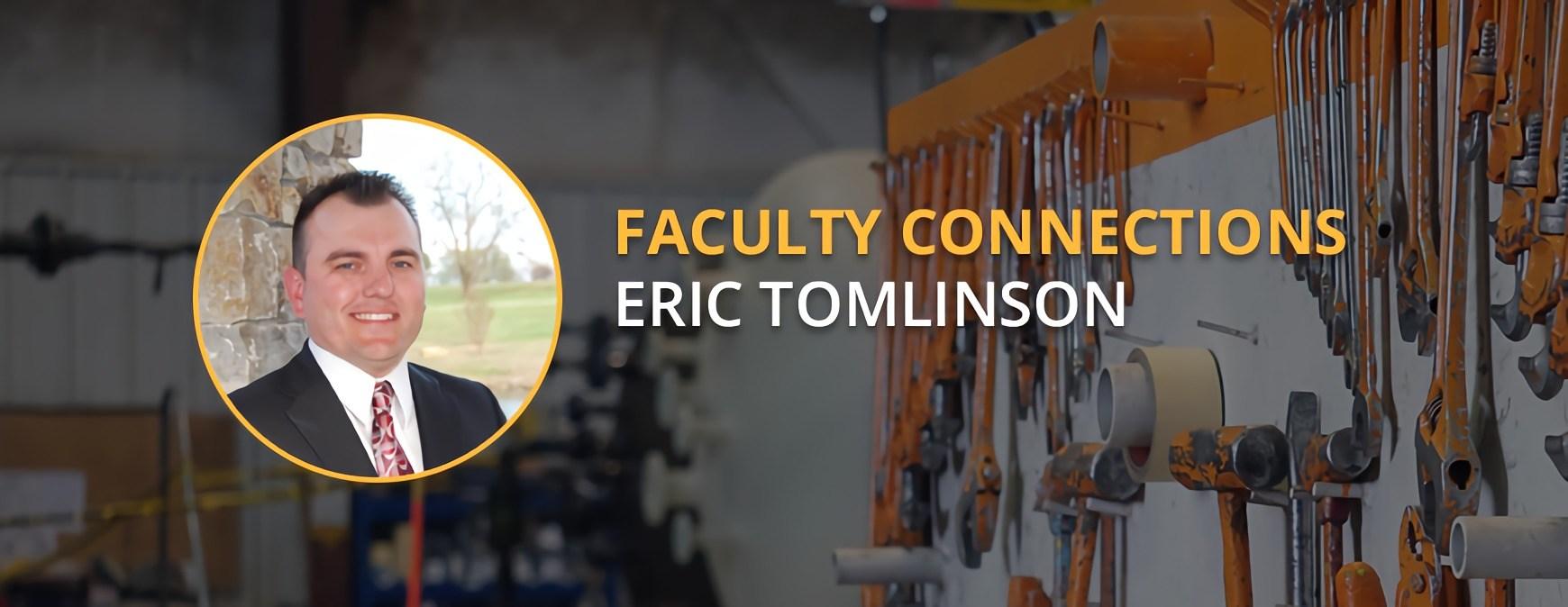 Eric Tomlinson