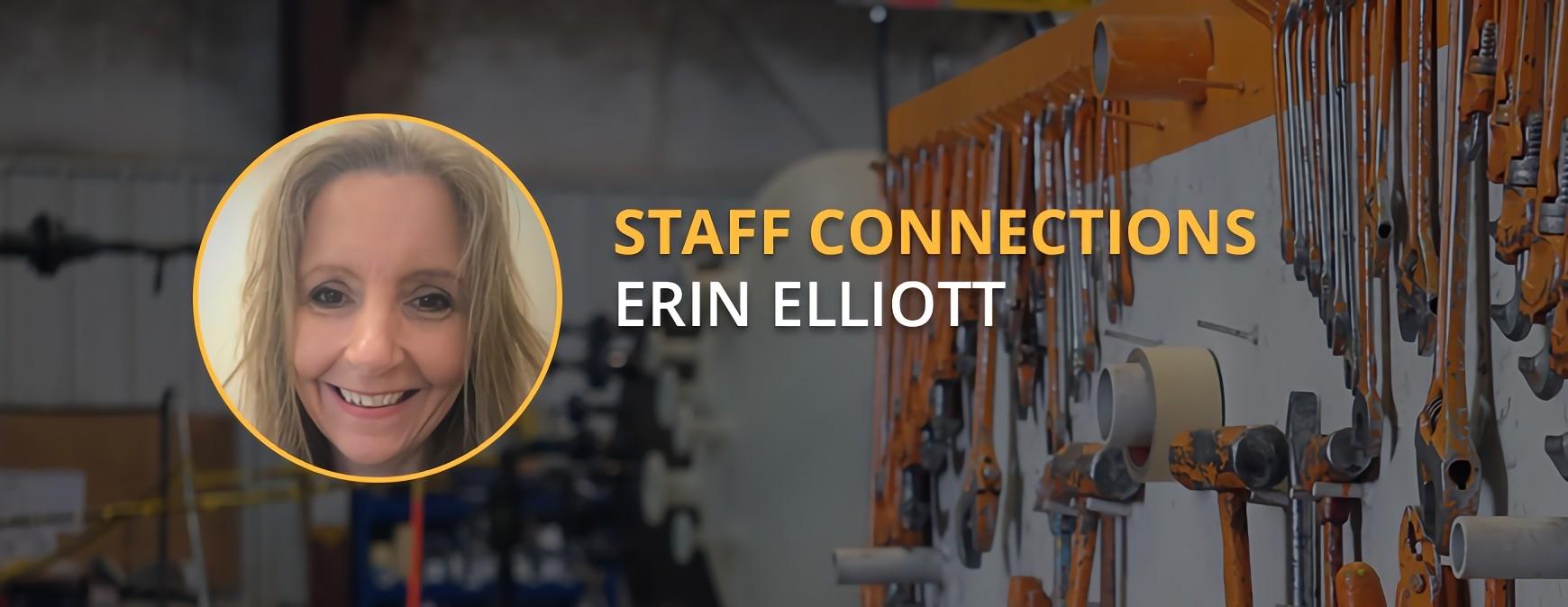 erin elliott staff connection