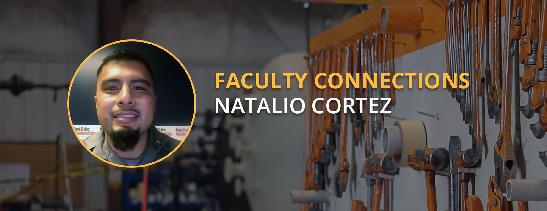 Natalio Cortez faculty connection