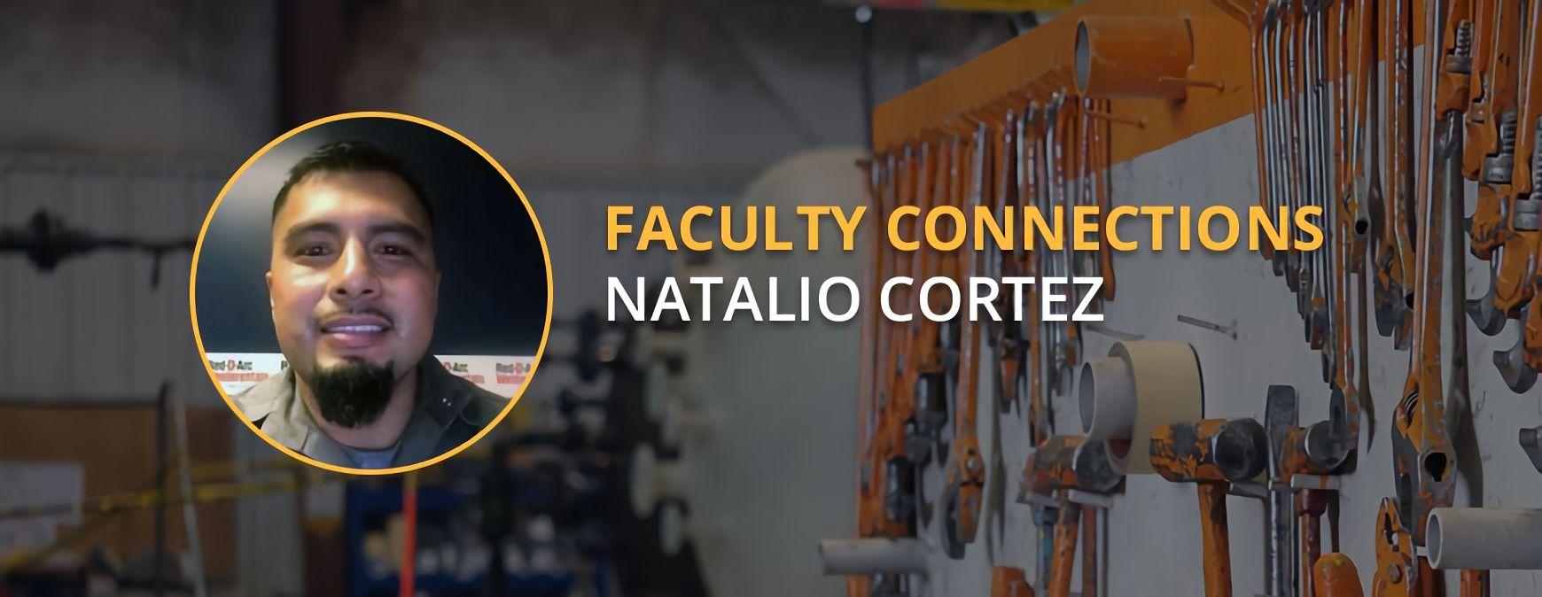 Natalio Cortez faculty connection