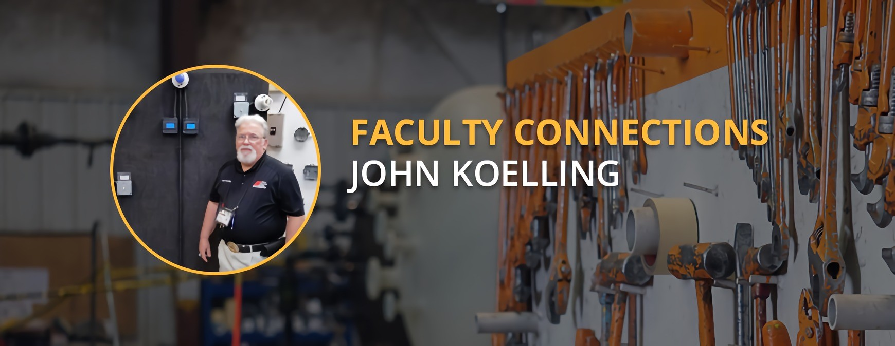 John Koelling Faculty Connections